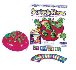 Squiggly Worms Pressman Toy Pressman Toy